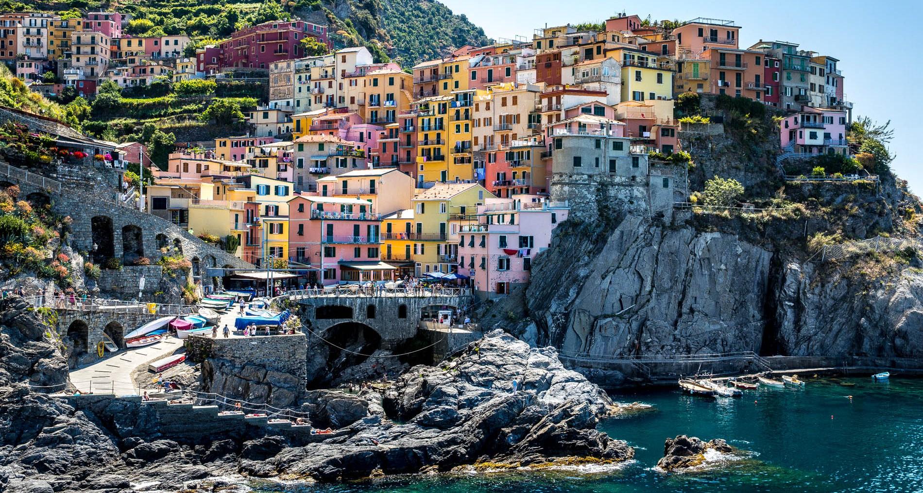 Manarolo I Italy