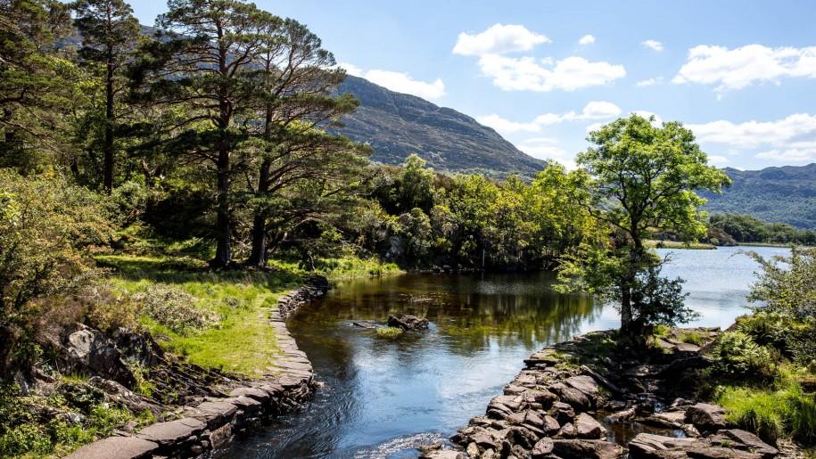 Killarney. Muckross Lake, Irland