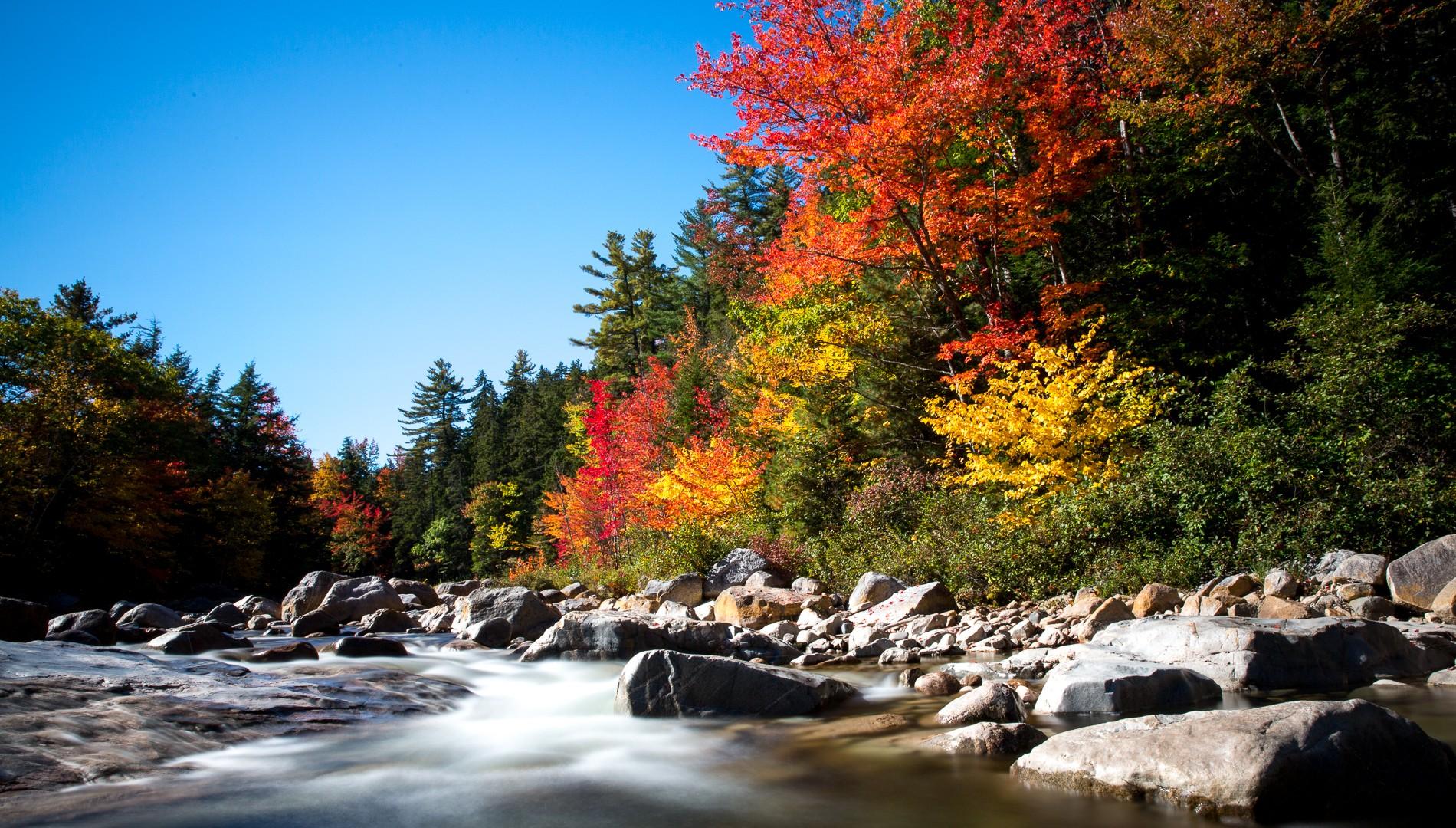 White Mountain NP I New Hampshire